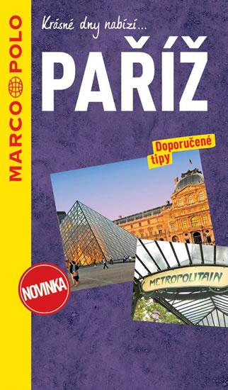 PAŘÍŽ PRŮVODCE NA SPIRÁLE