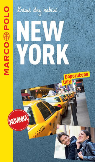 NEW YORK /  PRŮVODCE NA SPIRÁLE S M