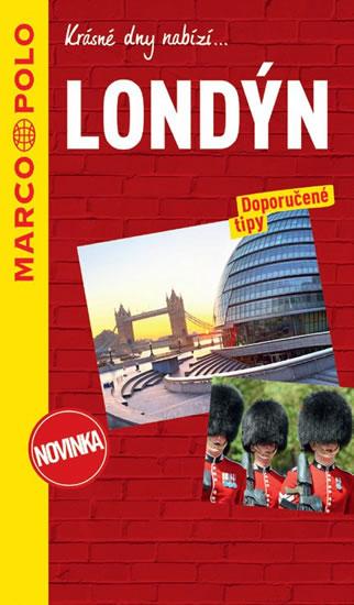 LONDÝN /  PRŮVODCE NA SPIRÁLE S MAP
