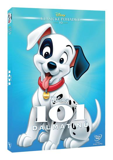 101 Dalmatinů DE DVD - Edice Disney klasické pohádky - neuveden