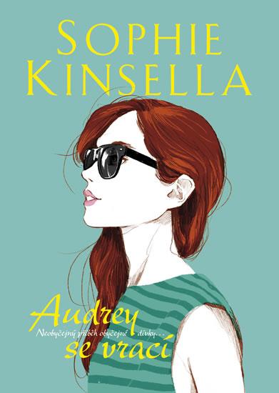 Audrey se vrací - Kinsella Sophie