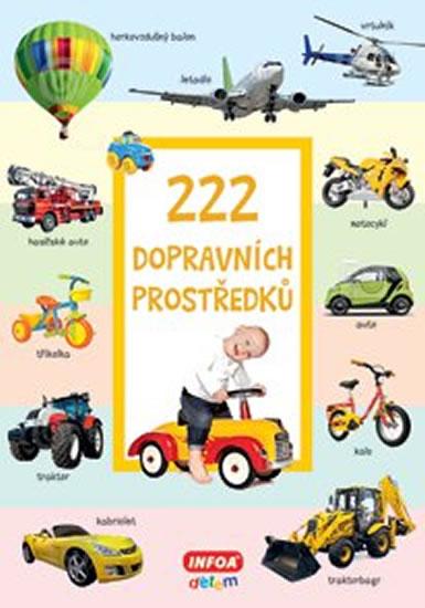 222 dopravních prostředků - neuveden
