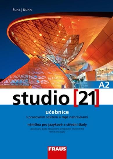 Studio 21 A2 učebnice+ PS+ mp3 nahrávky