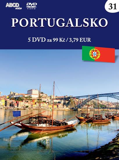DVD Portugalsko - 5 DVD