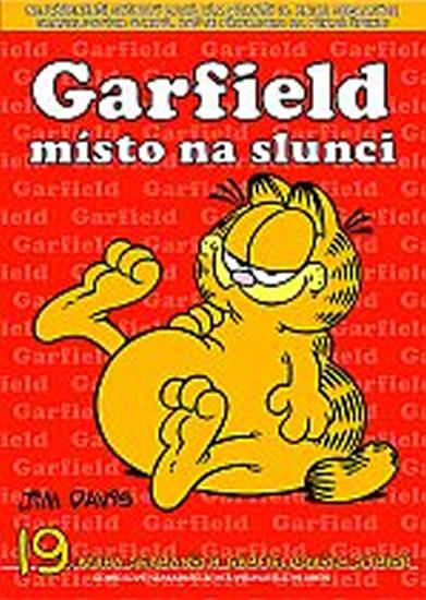 GARFIELD MÍSTO NA SLUNCI (Č.19) - 2.VYDÁ