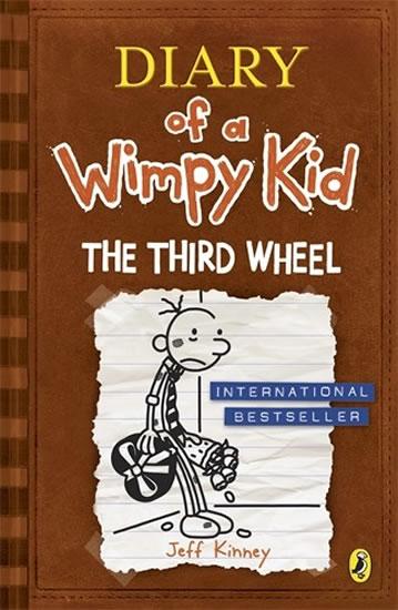 Diary of Wimpy Kid - Third Wheel
