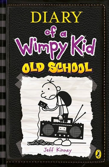 Diary of a Wimpy Kid (Old School) Book 10