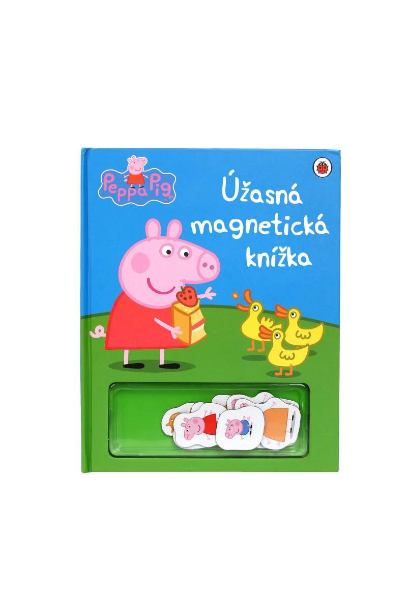 PEPPA PIG / PRASÁTKO PEPPA - ÚŽASNÁ MAGN