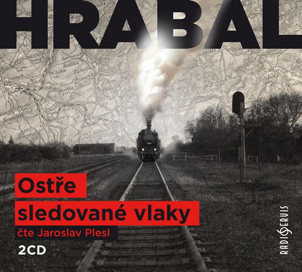 CD Ostře sledované vlaky -2CD
