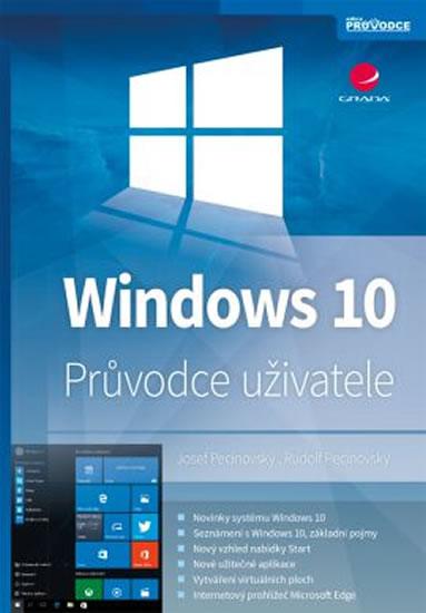 WINDOWS 10 PRŮVODCE UŽIVATELE