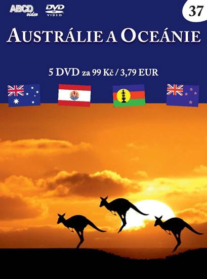 Austrálie a Oceánie-5 DVD