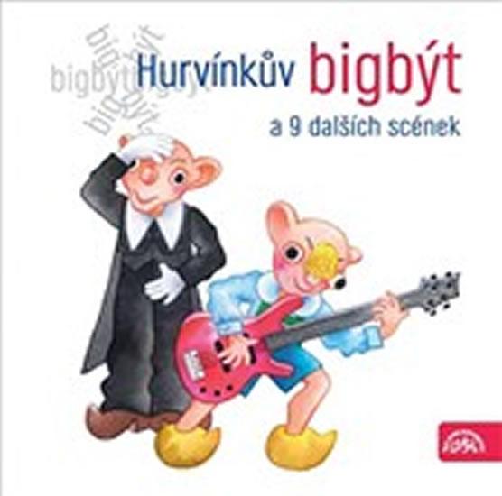 CD Hurvínkův bigbýt