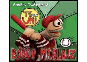 Písničky TvMiniUni 2: Bóďův maglajz - CD