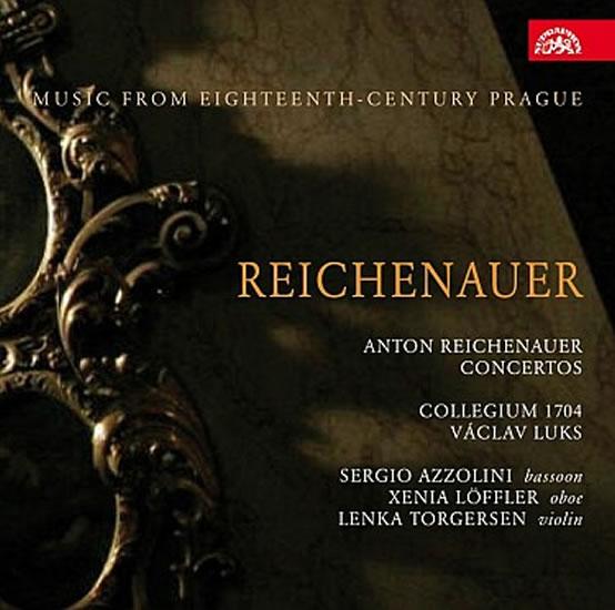 Reichenauer A. - Koncerty  CD