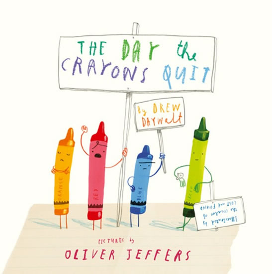 Day The Crayons Quit