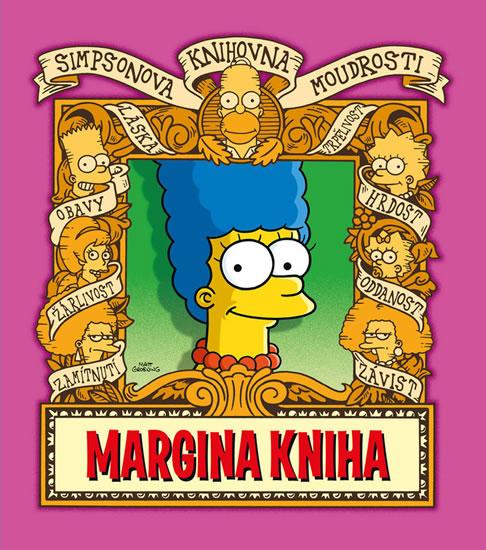 SIMPSONOVA KNIHOVNA MOUDROSTI: MARGINA K
