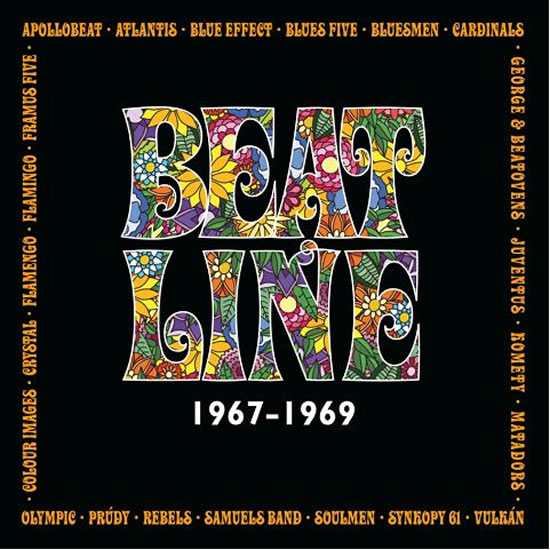 CD BEATLINE 1967-1969