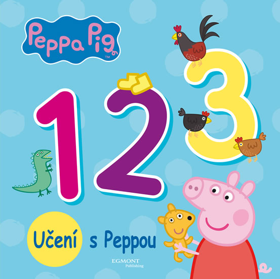 1 2 3 - Učení s Peppou - neuveden