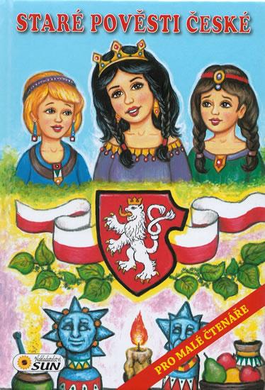 080-7 STARÉ POVĚSTI ČESKÉ PRO MALÉ ČTENÁŘE -