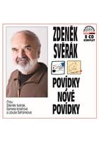 Povídky a nové povídky - 8CD