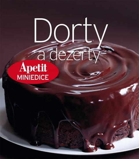 DORTY A DEZERTY (EDICE APETIT) - BROŽ.