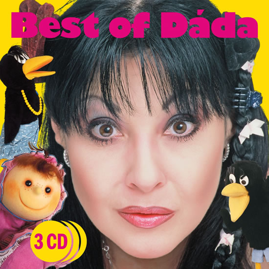 CD DÁDA PATRASOVÁ - BEST OF DÁDA