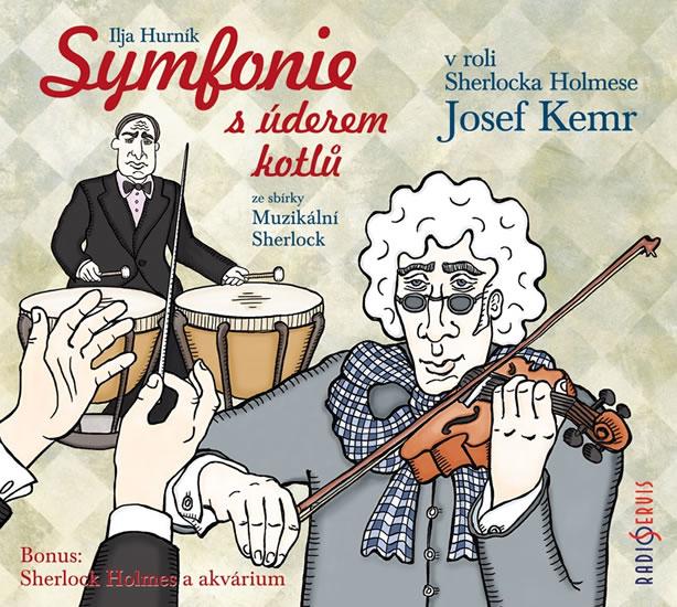 CD Symfonie s úderem kotlů