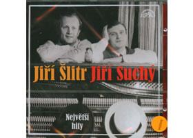 Nějvětší hity 1 - Suchý, Šlitr - CD