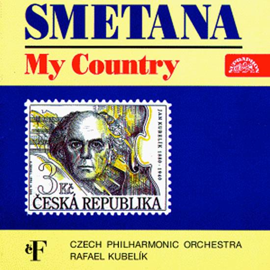 CD Má vlast. Cyklus symfonických básní