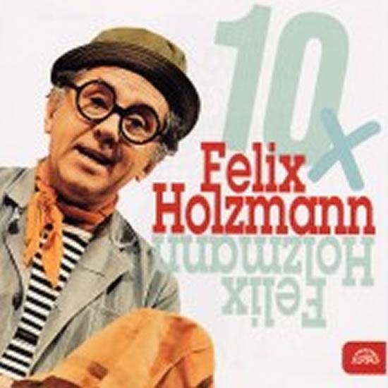 10x Felix Holzmann - CD - Holzmann Felix