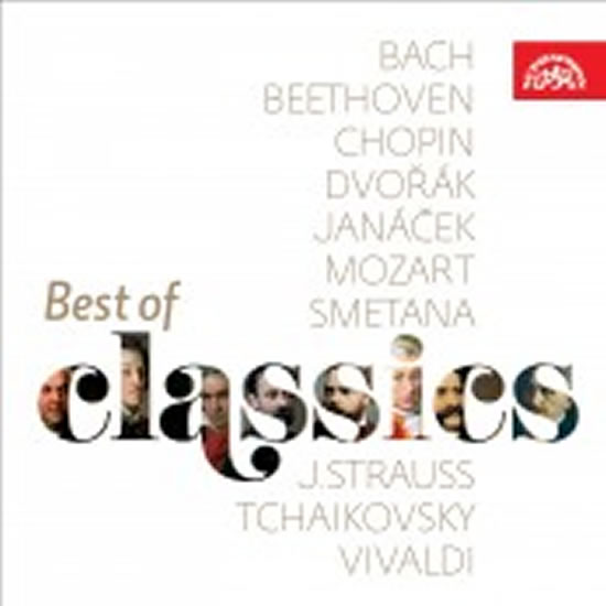 Best of classics CD