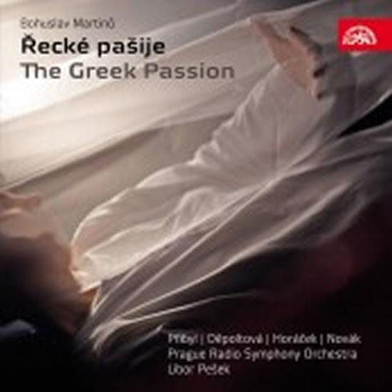 CD-Martinů-Řecké pašije 2CD