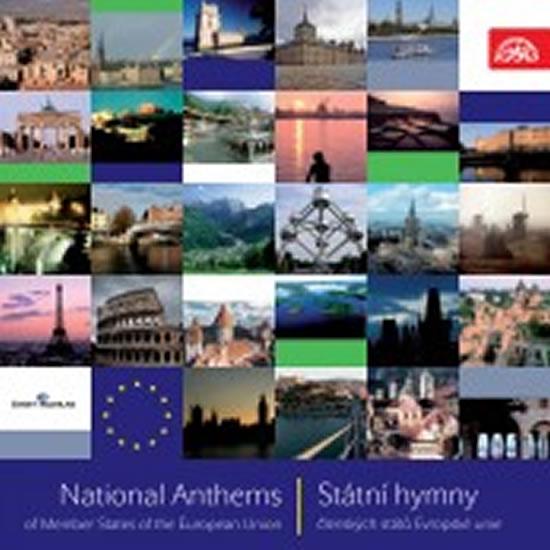 Státní hymny EU   CD