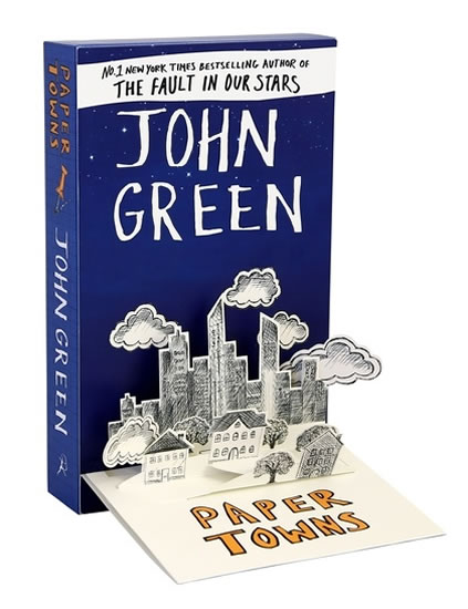 Paper Towns  ( slipcase edition )