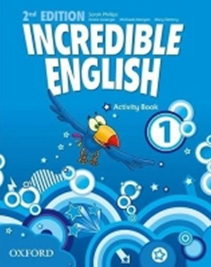 INCREDIBLE ENGLISH 2ND 1. ACTIVITY BOOK