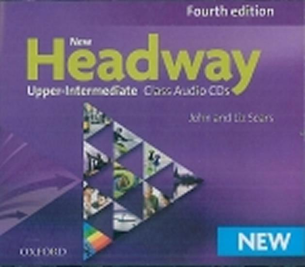 New Headway 4th Edition Upper Intermediate CD Class Audio