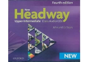 New Headway 4th Edition Upper Intermediate CD Class Audio