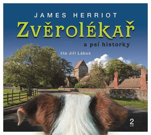 ZVĚROLÉKAŘ A PSÍ HISTORKY - 2 CD (ČTE JI