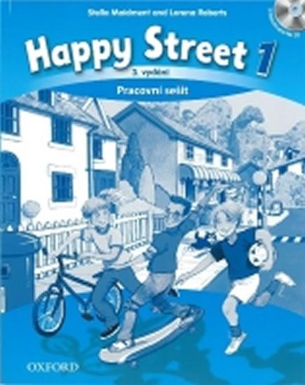 HAPPY STREET 1-3.VYDÁNÍ PS