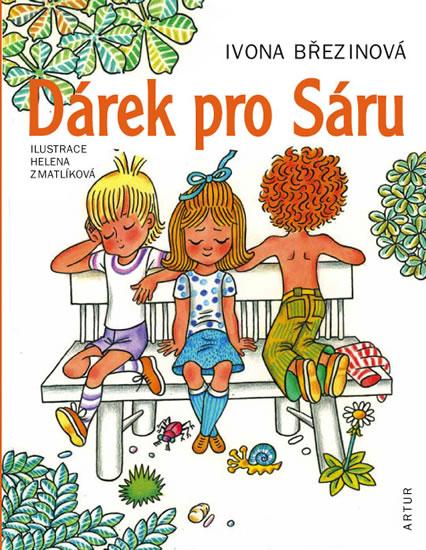Dárek pro Sáru - Březinová Ivona