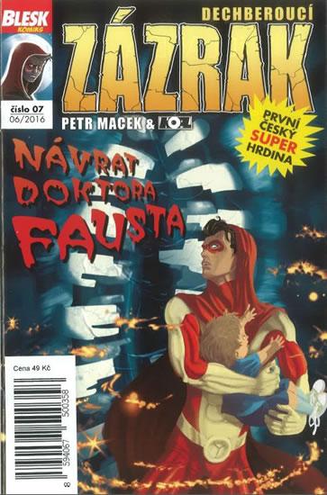 Blesk komiks 07 - Návrat doktora..6/2016