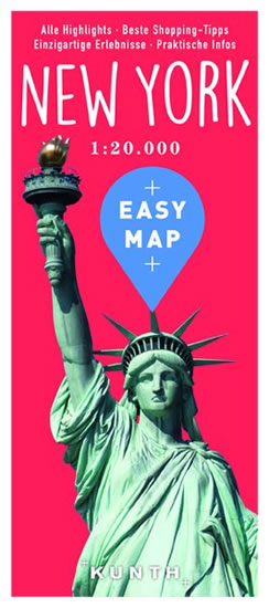NEW YORK EASY MAP