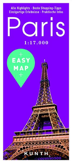 PAŘÍŽ EASY MAP