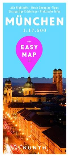MNICHOV 1:17 500 EASY MAP