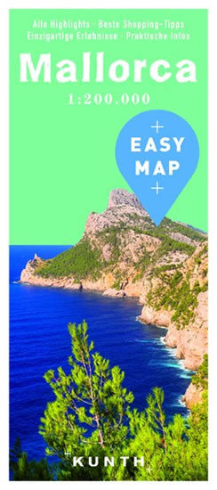 MALLORCA EASY MAP