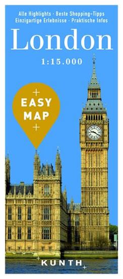 LONDÝN EASY MAP