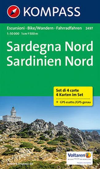 SARDINIE NORD 50T 2497NKOM