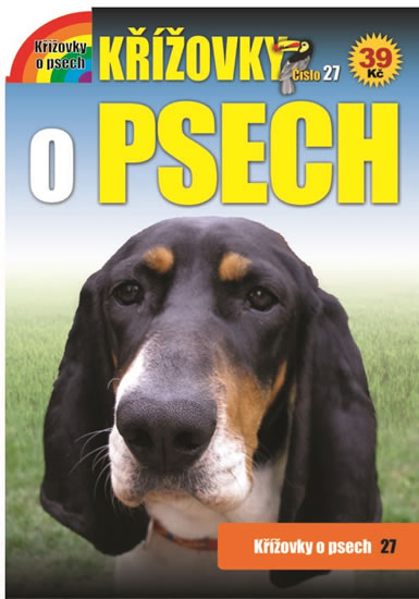 Křížovky 27 - O psech