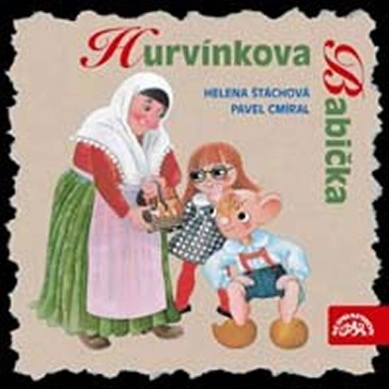 CD HURVÍNKOVA BABIČKA