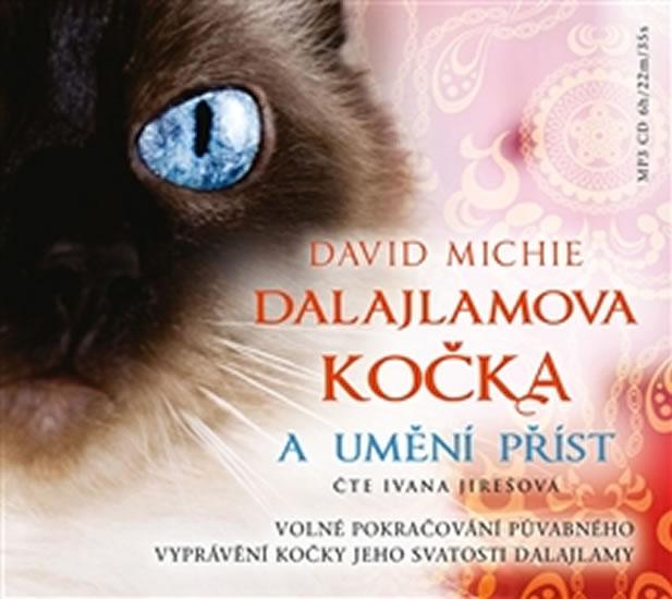 CD DALAJLAMOVA KOČKA A UMĚNÍ PŘÍST